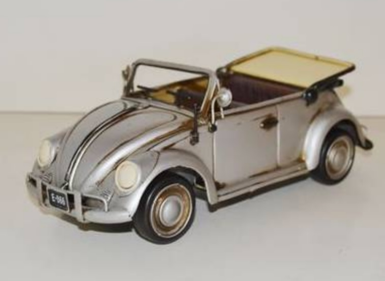 Model: VW Brouk Kabriolet