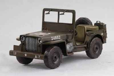 Model: Jeep Willys