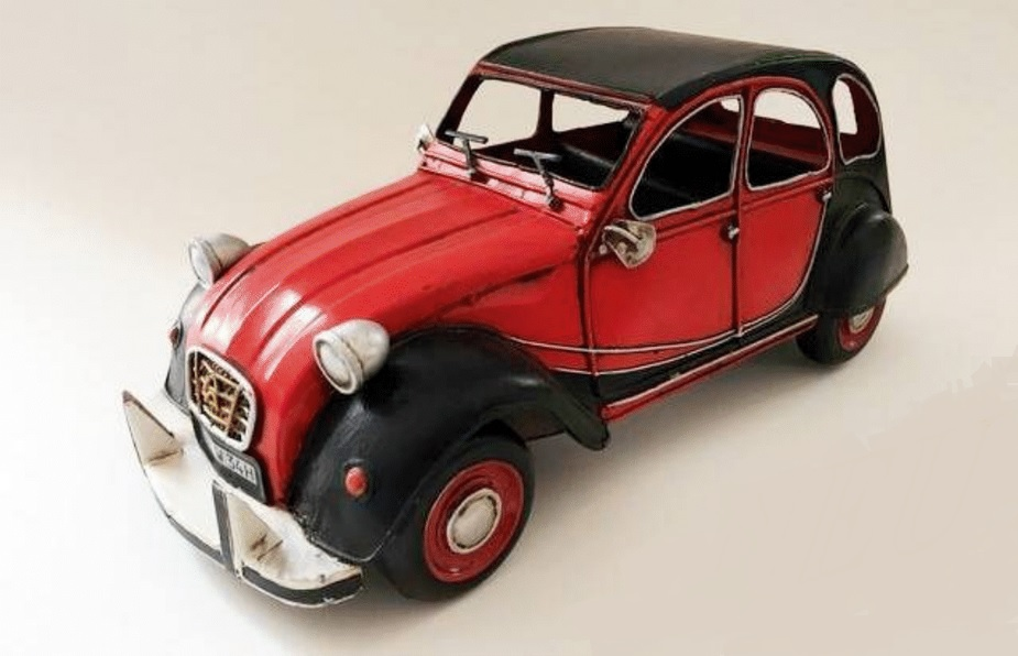 Model: Citroën 2CV