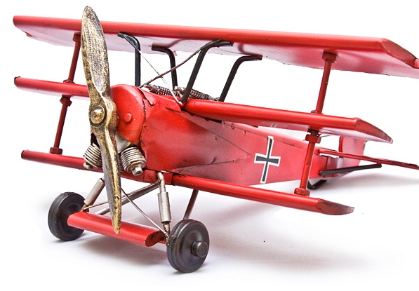 Model: RED BARON FOKKER DR.1