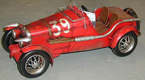 Model: MG Mille Miglia