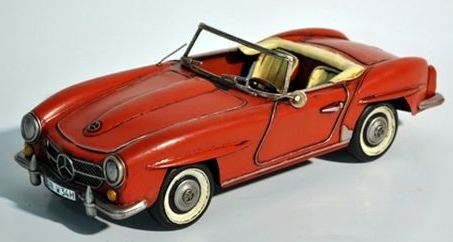 Model: Mercedes Benz 190SL