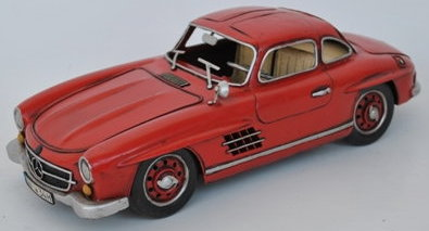 Model: Mercedes Benz 300SL
