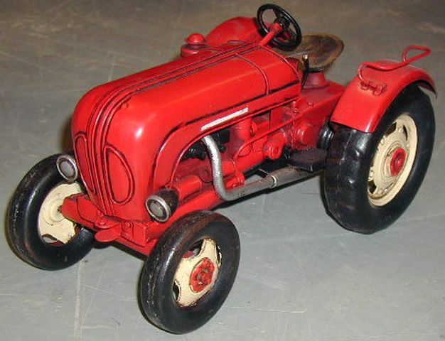 Model: Traktor Porsche Diesel Super 40