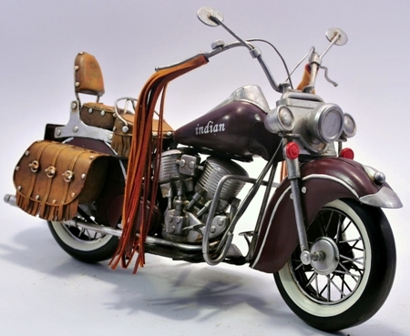 Model: Indian Chief